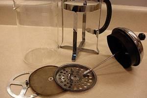 конструкция френч пресса для чая